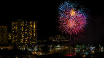 Flashing Skies Fireworks - 30 Min Helicopter tour - Doors Off or On, Oahu, Helicopter Tours