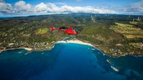 Isle Sights Unseen - 45 Min Helicopter Tour- Doors Off or On, Oahu, Half-day Tours