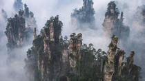 Private 3-Day Tour Combo Package:Zhangjiajie Avatar and Tianmen Mountain and Grand Canyon Glass ...