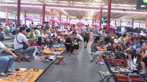 Half day Panjiayuan Antique Market and Old Hutong Foodie small group Tour, Beijing, Market Tours