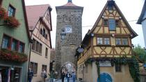 Romantic Road, Rothenburg and Harburg Day Tour from Munich, Munich, null
