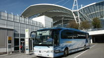 Shared Arrival Transfer: Munich Airport to Munich Central Station, Munich