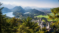 Small-Group Neuschwanstein and Linderhof Castle Luxury Coach Day Trip from Munich, Munich, null