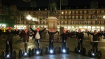 Tour notturno di 1 ora e mezza di Madrid in Segway, Madrid, Segway Tours