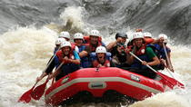 White-water Rafting Adventure on the Menominee River, Wisconsin, White Water Rafting