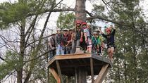 Wildman Zip Line Tour, Niagara Falls, Ziplines