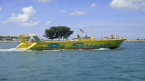 Clearwater Beach Day Trip from Orlando with Sea Screamer Boat Ride, Orlando