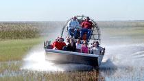 Kennedy Space Center and Everglades Airboat Safari from Orlando, Orlando, null