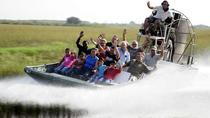 Kennedy Space Center and Everglades Airboat Safari from Orlando, Everglades National Park, Day ...
