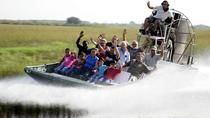 Kennedy Space Center und Propellerboot-Safari in den Everglades von Orlando aus, Orlando