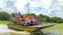Wild Florida Airboat Ride with Transportation, Orlando