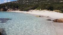 Sailboat daily cruise between North Sardinia Maddalena Archipelago and South Corsica, Sardinia, Day...
