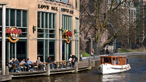 Hard Rock Cafe in Amsterdam, Amsterdam, Dining Experiences