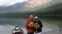 Pyramid Lake Canoeing Adventure, Jasper, Kayaking & Canoeing
