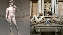 Accademia Gallery and Medici Chapels, Florence, Literary, Art & Music Tours