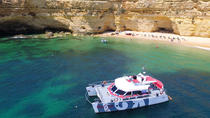 Albufeira Caves and Coastline Cruise with Beach BBQ, Albufeira