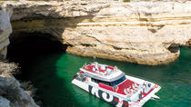Caves and Coastline Cruise from Albufeira to Benagil, Albufeira, Day Cruises