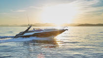 Ibiza Private Speedboat with Personal Skipper and Drinks, Ibiza, Boat Rental