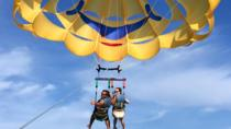 Parasailing Around Saint Pete Beach, St Petersburg, Parasailing