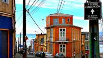 Valparaiso and Viña del Mar Tour with Wine Tasting at Bodegas RE from Santiago, Santiago, Day ...