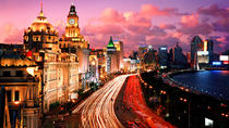 Private VIP Class Huangpu River Cruise and Evening City Lights Tour, Xangai