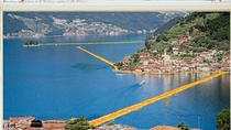Lake Iseo Christo's 'Floating Piers' Artwork Installation Day Trip from Milan