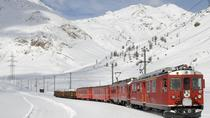 Swiss Alps Bernina Express Rail Tour from Milan with Hotel Pick Up, Milan, Rail Tours