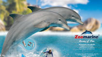 Zoomarine Entrance Only, Albufeira, Attraction Tickets