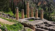 Delphi, Arachova and Saint Lucas Monastery Tour from Athens, Athen