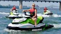 Jet Ski Tour on Saint Lawrence River, Montreal, Waterskiing & Jetskiing