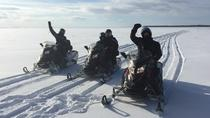 Snowmobile Tour and Rental 1 hour from Montreal, Montreal, Ski & Snow
