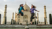 1 Day Delhi and 1 Day Agra Tour From Delhi with Taj Mahal, New Delhi, Day Trips