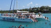 Catamaran Booze Cruise And Shopping, Montego Bay, Catamaran Cruises