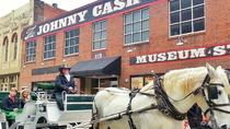 Private 45 Minute Downtown Nashville Horse and Carriage Tour, ナッシュビル