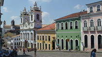Best Value Full Day Sightseeing Tour Salvador the first Capital of Brazil, Salvador da Bahia