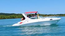 Speedboot Luncha privat All Saints Bay Tagesausflug, Salvador da Bahia, Jet Boats & Speed Boats