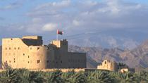Private Inspiring Interior Tour of Nizwa Souq and Fort, Bahla Fort and Jabrin Fort, Muscat