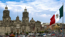 Sightseeing in Mexico City, Mexico-stad