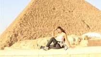Giza pyramids and shopping advisor, Cairo, Shopping Tours