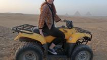 Giza pyramids camel ride quad ATV dinner on Nile river, Cairo, 4WD, ATV & Off-Road Tours