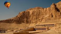 private-day tour to Hatshepsut temple and valley of the king with colossal statue of Memnon in...