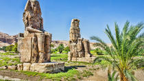 private-full day valley of the king hatshpsut temple 2 colossal statue of Memnon in Luxor, Luxor,...