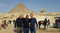 Pyramids of Giza and Great Sphinx Half-Day Tour, Giza, Day Trips