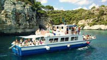 Boat trip from Ciutadella, Menorca, Day Cruises