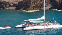 Catlanza Catamaran Gold Excursion depuis Lanzarote, Lanzarote, Catamaran Cruises