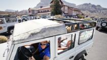 Jeep Safari Tour of Volcano Teide , Tenerife, 4WD, ATV & Off-Road Tours