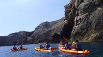 Kayaking-caves trip with snorkelling in the marine reserve of Menorca, Menorca, Day Cruises