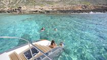 Palma Bay cruise, enjoy the sea on our brand new catamaran, Mallorca, Scuba Diving