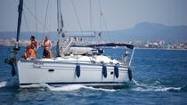 Sailing Day at Palma's Bay, Mallorca, Sailing Trips