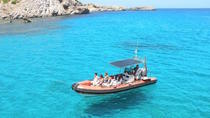 Speedboat to north coast beaches and snorkelling session in the marine reserve, Menorca, Jet Boats ...